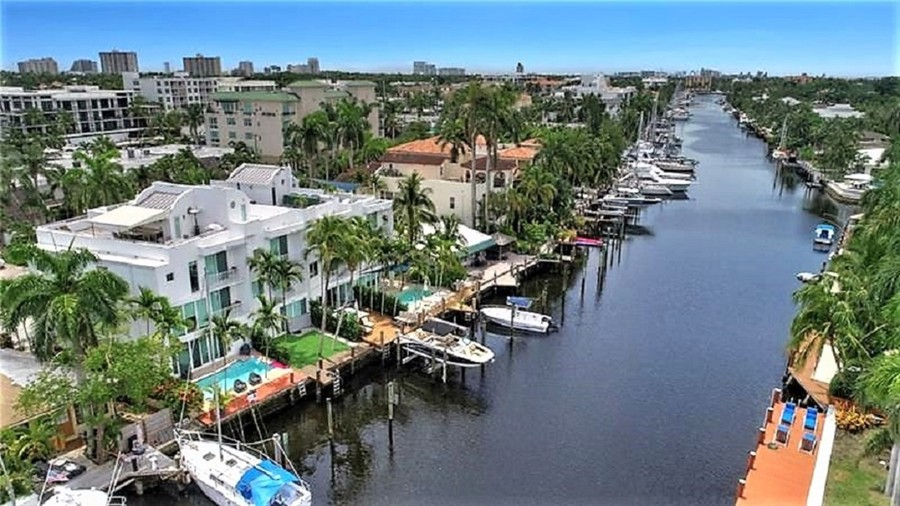 Real Estate Photography - 431 Hendricks isle, Ft lauderdale, FL, 33301 -
