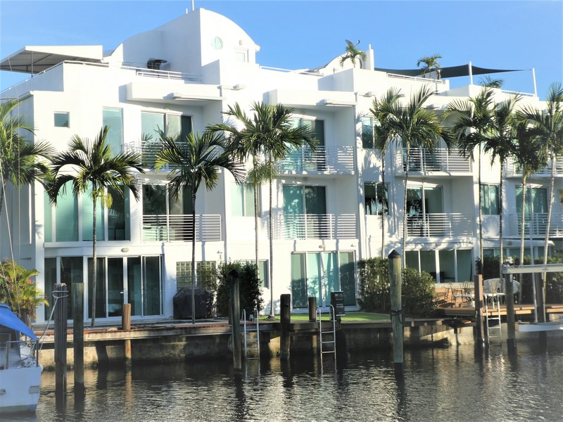 Real Estate Photography - 431 Hendricks isle, Ft lauderdale, FL, 33301 - Waterfront