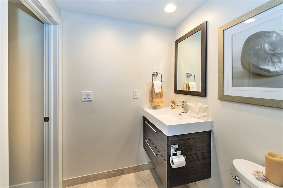 Real Estate Photography - 431 Hendricks isle, Ft lauderdale, FL, 33301 - 3rd Bathroom