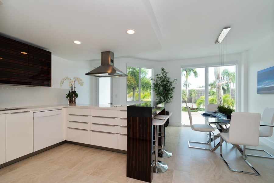 Real Estate Photography - 431 Hendricks isle, Ft lauderdale, FL, 33301 - Kitchen/Dining