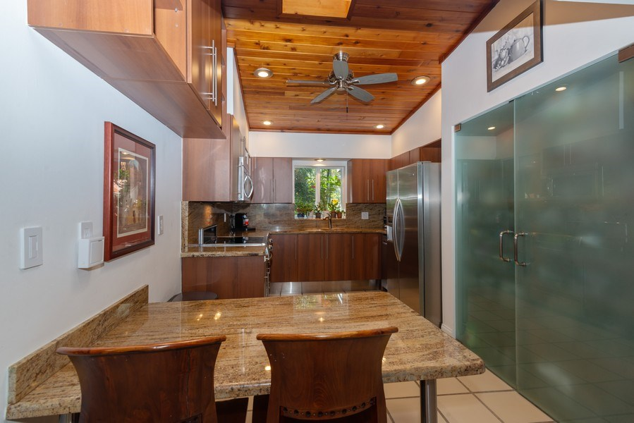Real Estate Photography - 9301 SW 93rd Ave., Miami, FL, 33176 - Kitchen / Breakfast Room