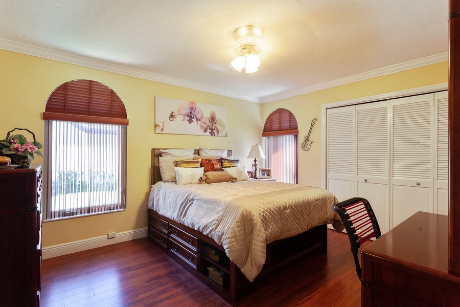 Real Estate Photography - 7781 SW 162nd St, Palmetto Bay, FL, 33157 - 2nd Bedroom