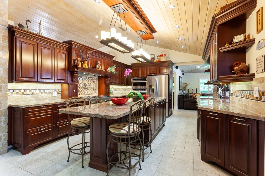 Real Estate Photography - 7781 SW 162nd St, Palmetto Bay, FL, 33157 - Kitchen