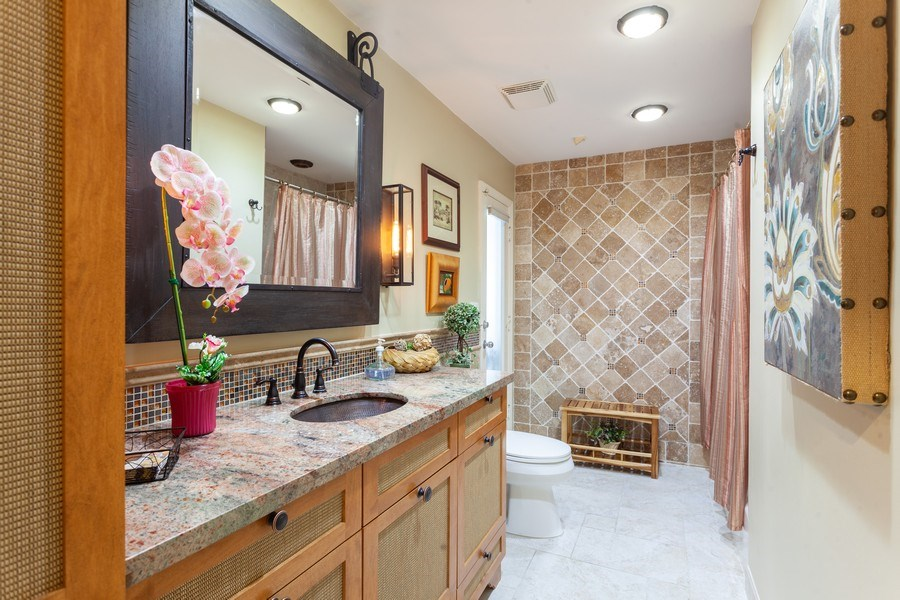 Real Estate Photography - 7781 SW 162nd St, Palmetto Bay, FL, 33157 - Bathroom