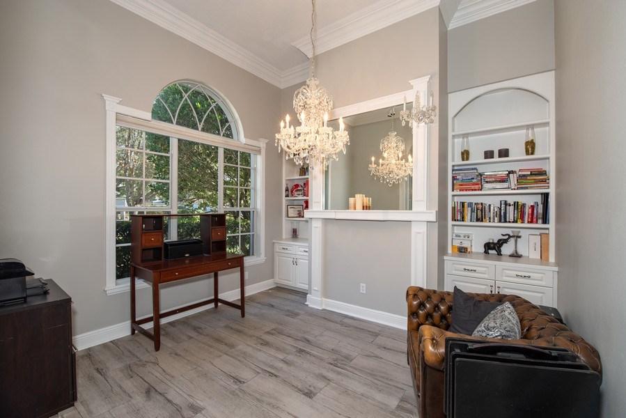 Real Estate Photography - 297 LESLIE LANE, LAKE MARY, FL, 32746 - LIVING ROOM / OFFICE / DEN