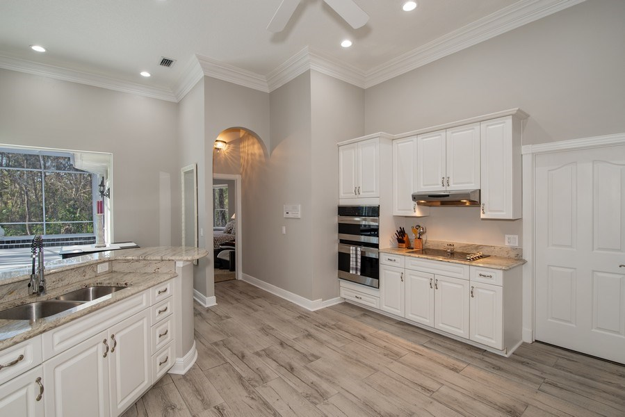 Real Estate Photography - 297 LESLIE LANE, LAKE MARY, FL, 32746 - KITCHEN