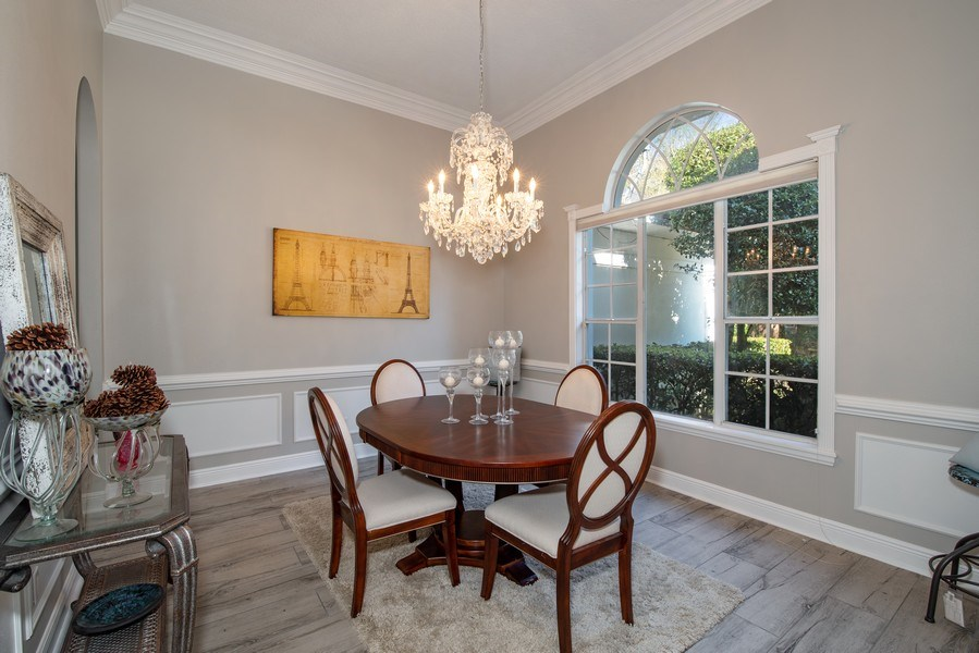 Real Estate Photography - 297 LESLIE LANE, LAKE MARY, FL, 32746 - FORMAL DINING ROOM
