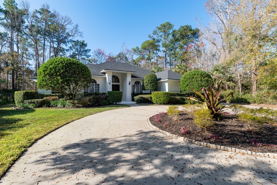 Real Estate Photography - 297 LESLIE LANE, LAKE MARY, FL, 32746 - FRONT ELEVATION