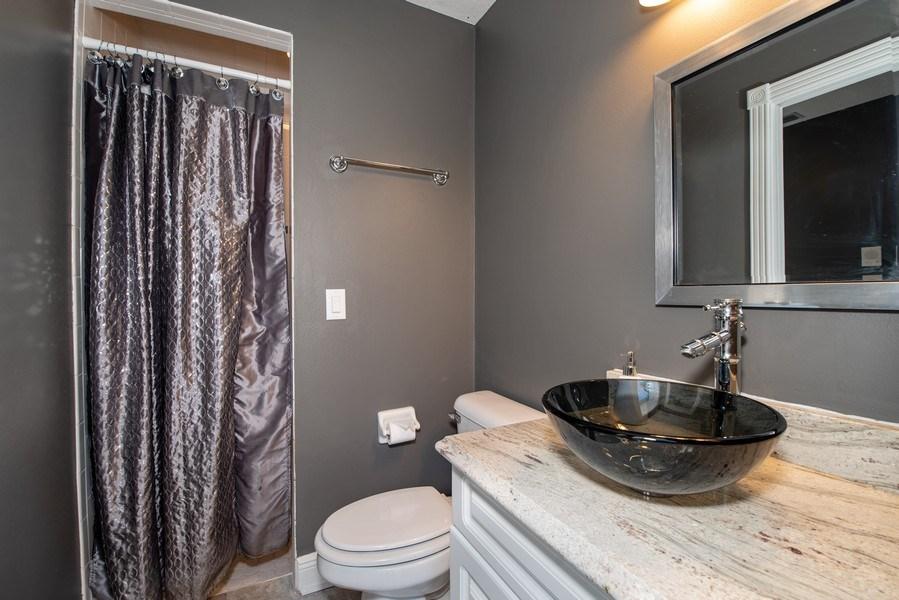 Real Estate Photography - 297 LESLIE LANE, LAKE MARY, FL, 32746 - BATHROOM THREE / POOL BATH