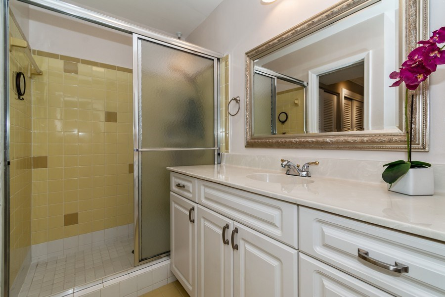 Real Estate Photography - 2140 NE 63rd St, Fort Lauderdale, FL, 33308 - Master Bathroom