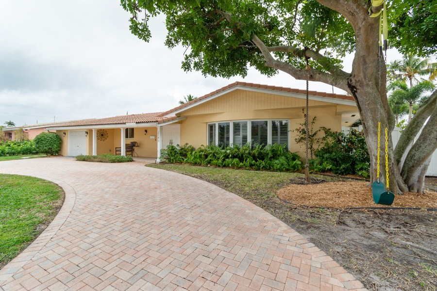 Real Estate Photography - 2140 NE 63rd St, Fort Lauderdale, FL, 33308 - Front View