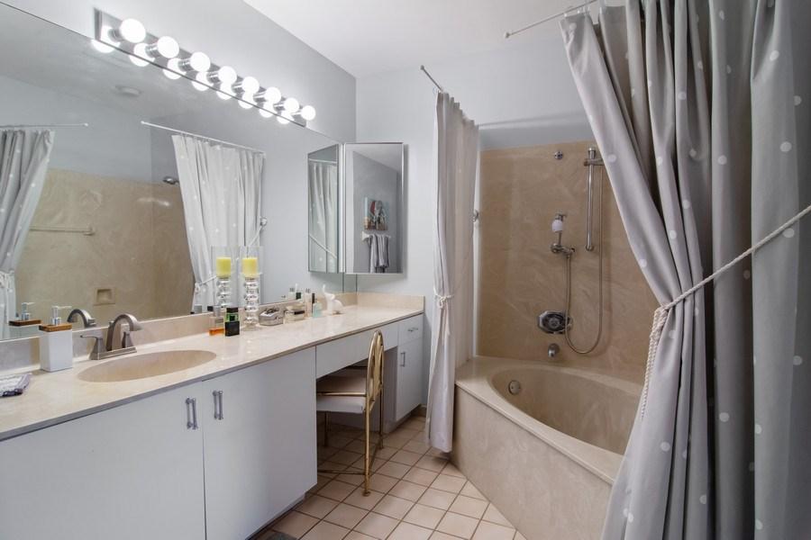 Real Estate Photography - 6080 SE Martinique Dr, Apt 202, Stuart, FL, 34997 - Master Bathroom