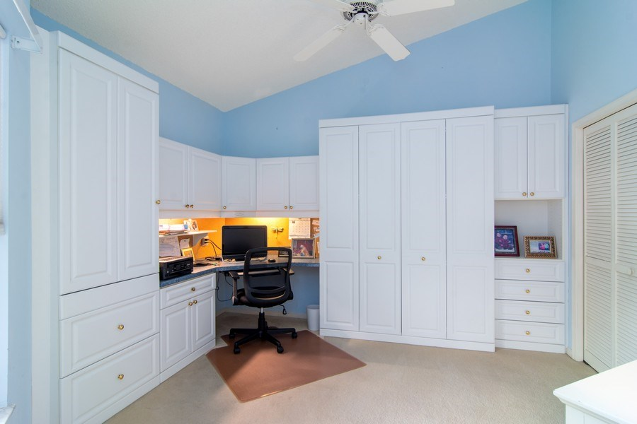 Real Estate Photography - 6080 SE Martinique Dr, Apt 202, Stuart, FL, 34997 - Guest Bedroom