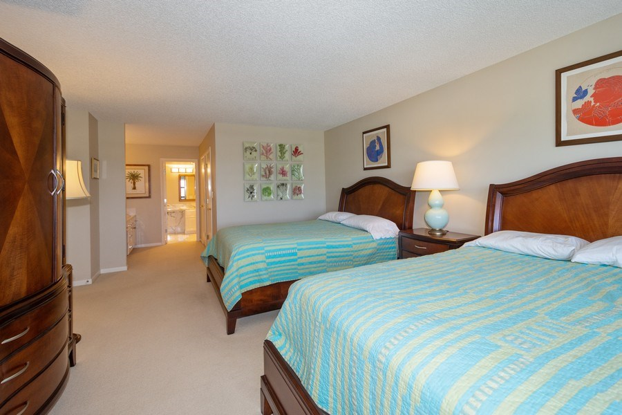 Real Estate Photography - 4900 N Ocean Blvd, 1117, LAUDERDALE BY THE SEA, FL, 33308 - Master Bedroom