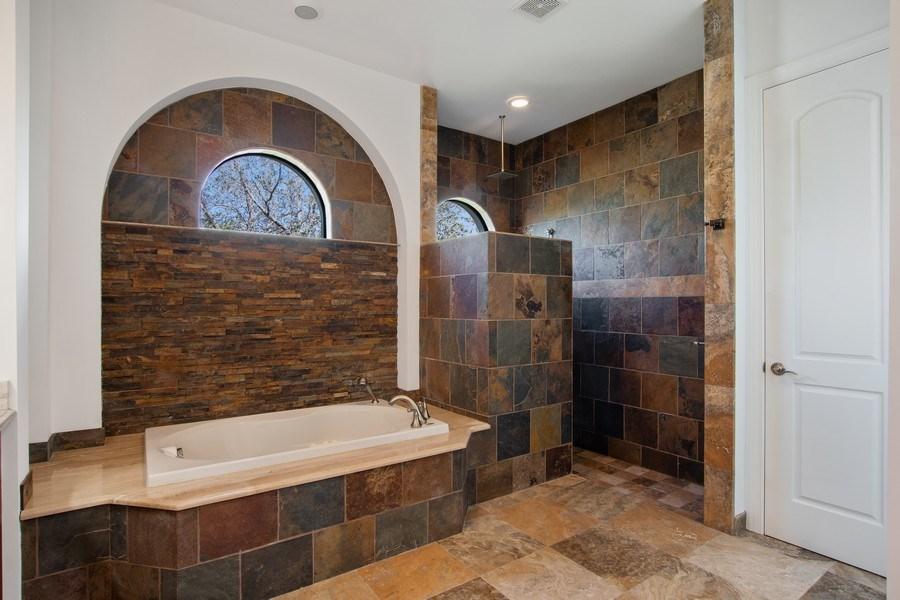 Real Estate Photography - 494 Segal Ave, Naples, FL, 34108 - Master Bathroom