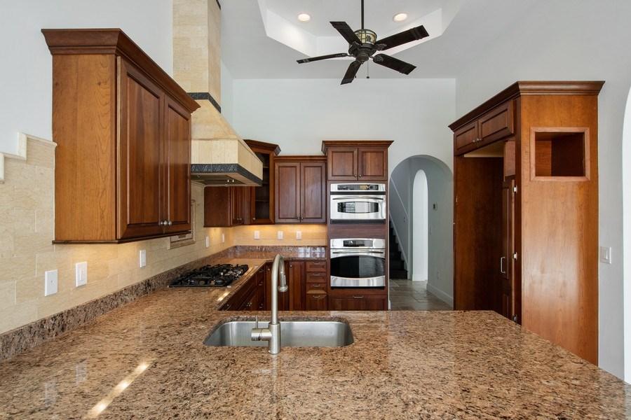 Real Estate Photography - 494 Segal Ave, Naples, FL, 34108 - Kitchen