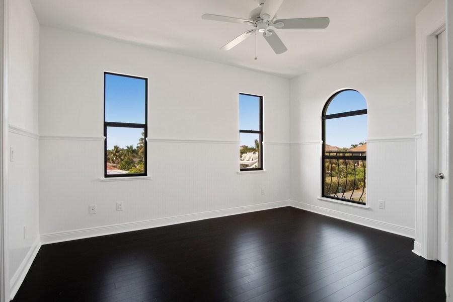 Real Estate Photography - 494 Segal Ave, Naples, FL, 34108 - Bedroom