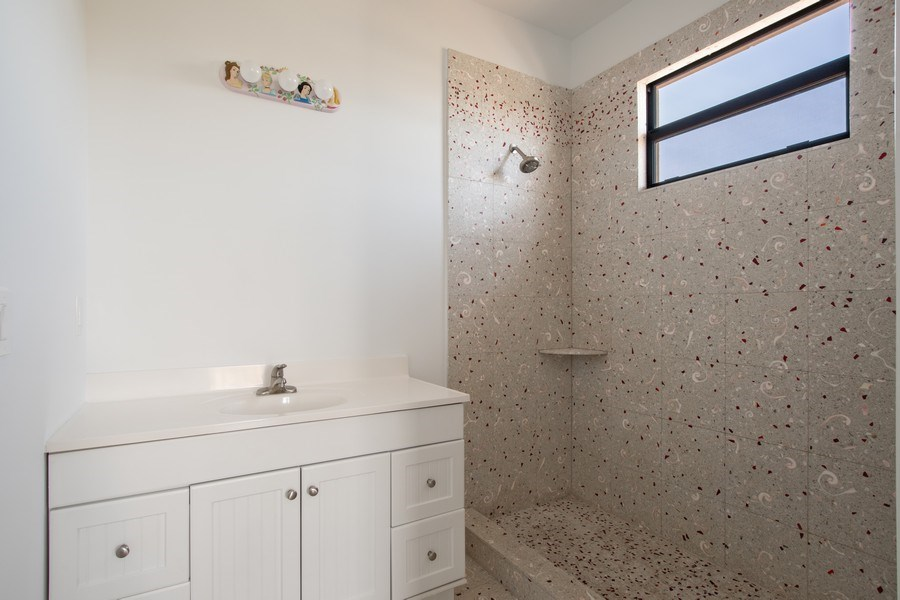 Real Estate Photography - 494 Segal Ave, Naples, FL, 34108 - Bathroom