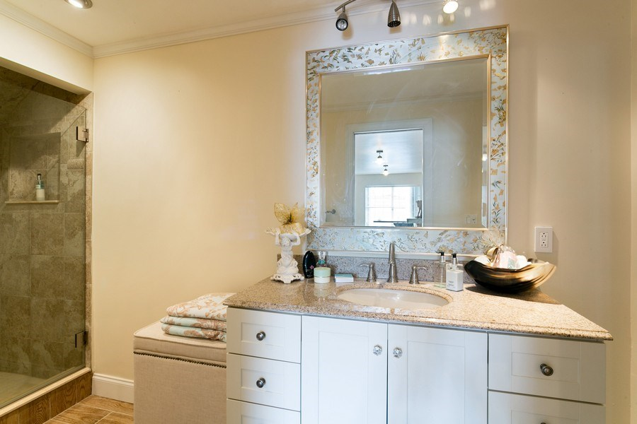 Real Estate Photography - 8373 Kelso Drive, Palm Beach Garden, FL, 33418 - 4th Bathroom
