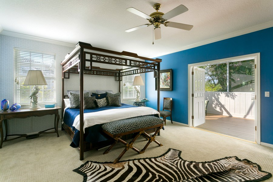 Real Estate Photography - 8373 Kelso Drive, Palm Beach Garden, FL, 33418 - Master Bedroom