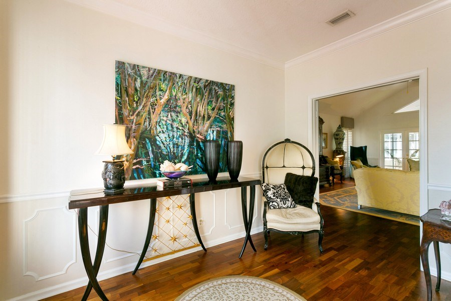 Real Estate Photography - 8373 Kelso Drive, Palm Beach Garden, FL, 33418 - Foyer