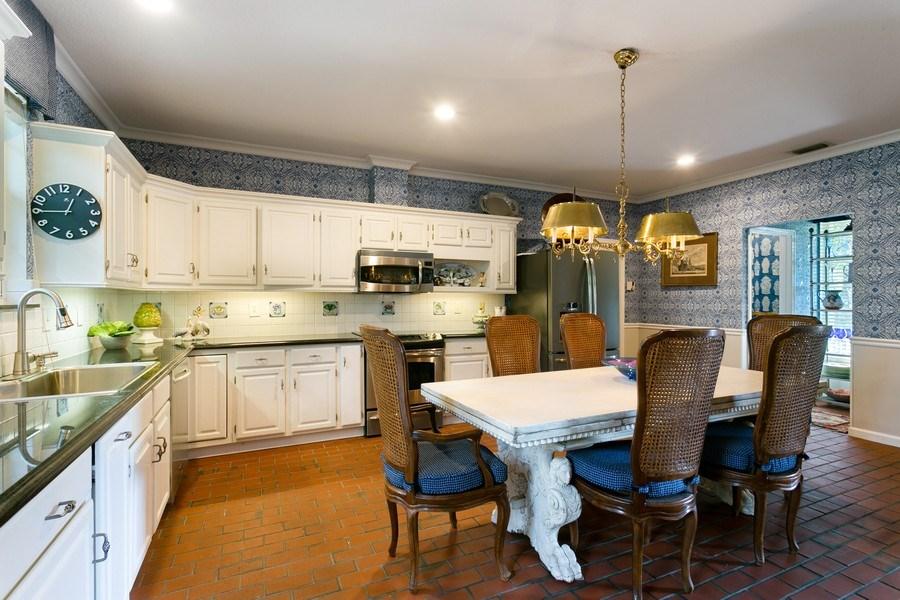 Real Estate Photography - 8373 Kelso Drive, Palm Beach Garden, FL, 33418 - Kitchen