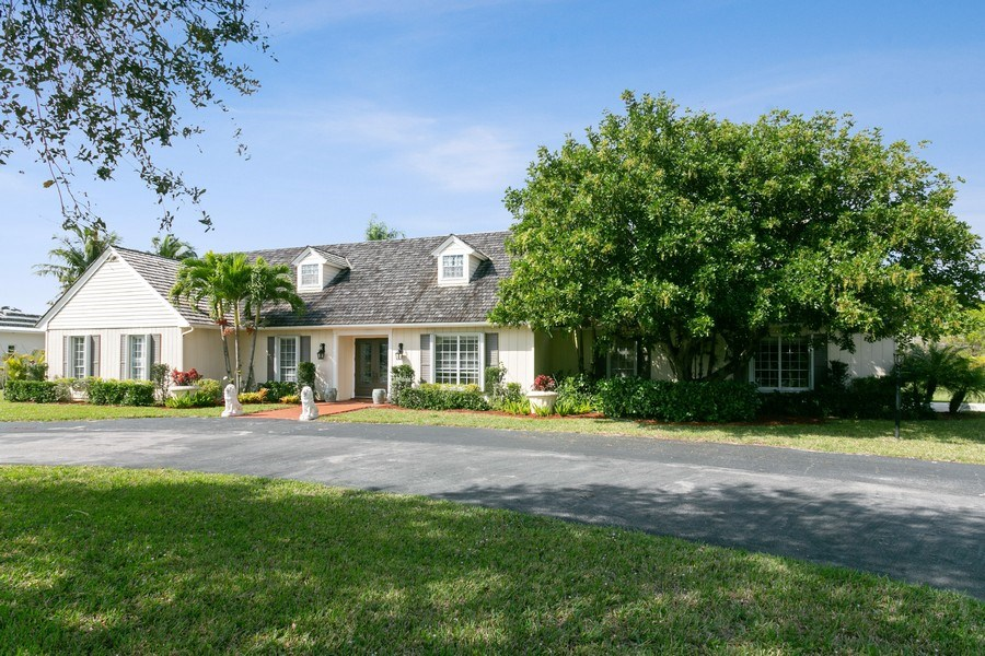 Real Estate Photography - 8373 Kelso Drive, Palm Beach Garden, FL, 33418 - Front View