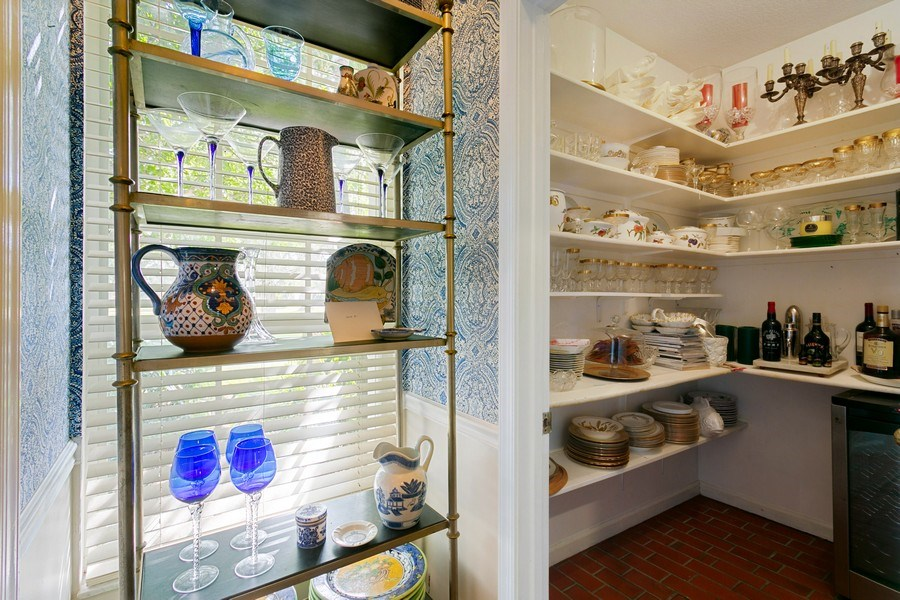 Real Estate Photography - 8373 Kelso Drive, Palm Beach Garden, FL, 33418 - Pantry