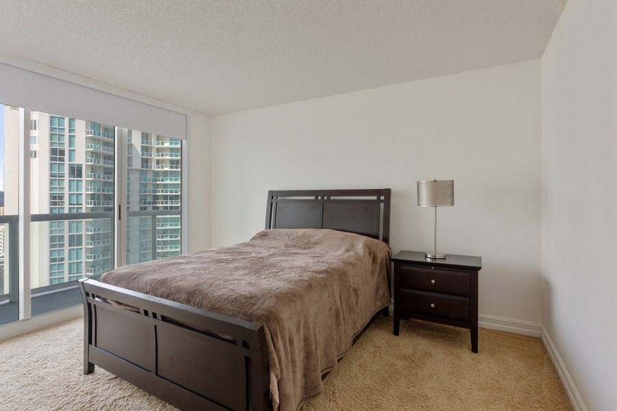 Real Estate Photography - 16400 Collins Ave, 1641, Sunny Isles Beach, FL, 33160 - 2nd Bedroom