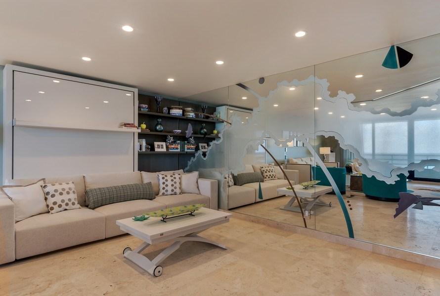 Real Estate Photography - 1400 S Ocean Blvd, Unit N604, Boca Raton, FL, 33432 - Guest Bedroom