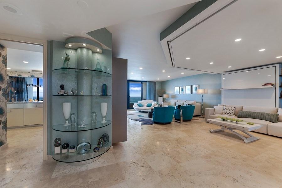 Real Estate Photography - 1400 S Ocean Blvd, Unit N604, Boca Raton, FL, 33432 -