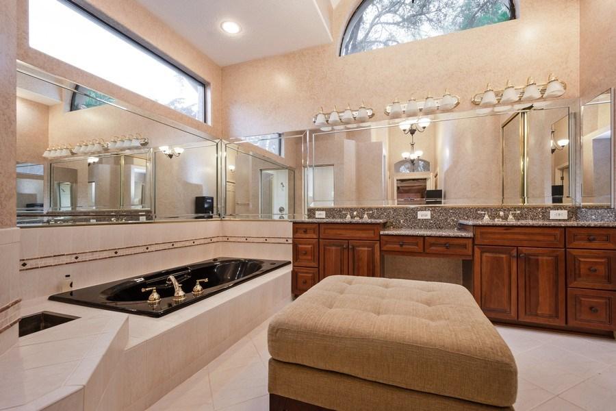 Real Estate Photography - 6513 Stonington South, Tampa, FL, 33647 - Master Bathroom