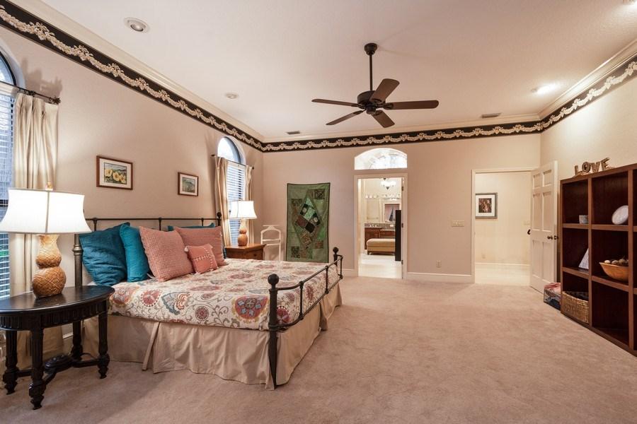 Real Estate Photography - 6513 Stonington South, Tampa, FL, 33647 - Master Bedroom