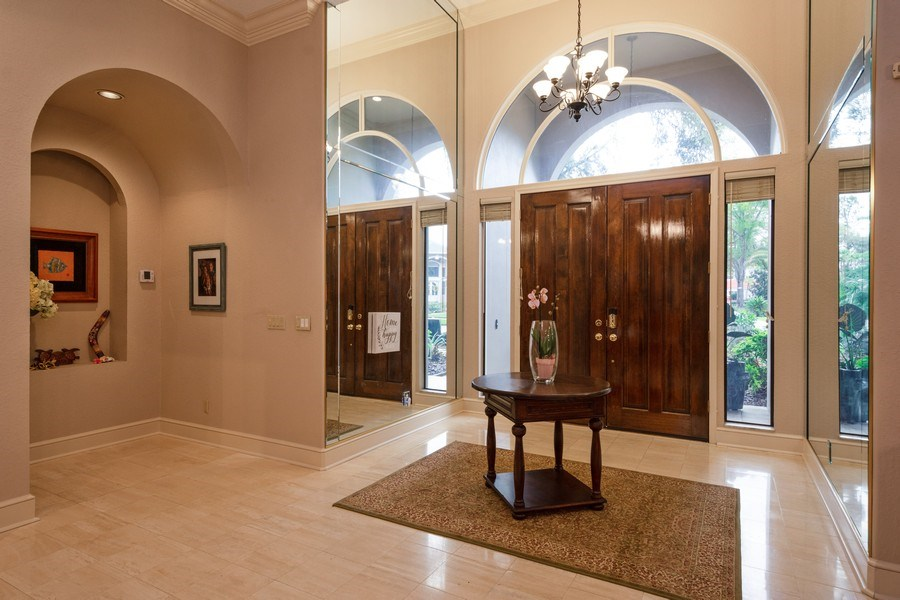 Real Estate Photography - 6513 Stonington South, Tampa, FL, 33647 - Foyer