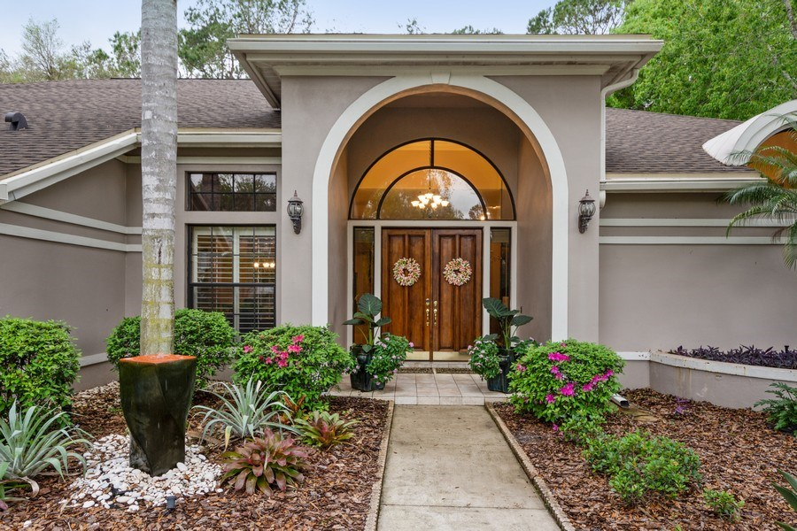 Real Estate Photography - 6513 Stonington South, Tampa, FL, 33647 - Front View