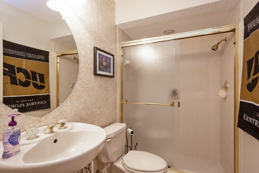 Real Estate Photography - 6513 Stonington South, Tampa, FL, 33647 - Bathroom