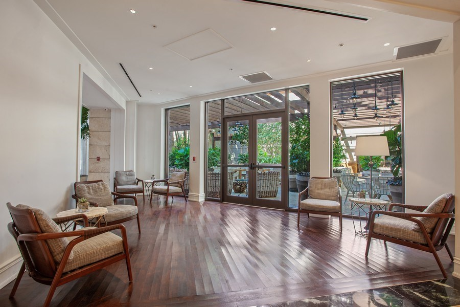 Real Estate Photography - 3350 SW 27th Ave, Unit 1907, Miami, FL, 33133 - Lobby