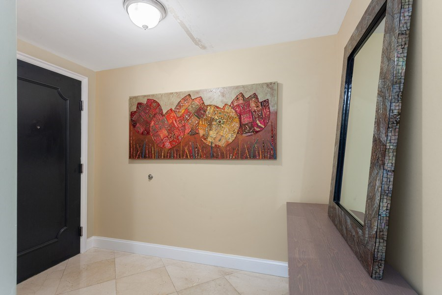 Real Estate Photography - 3350 SW 27th Ave, Unit 1907, Miami, FL, 33133 - Entryway