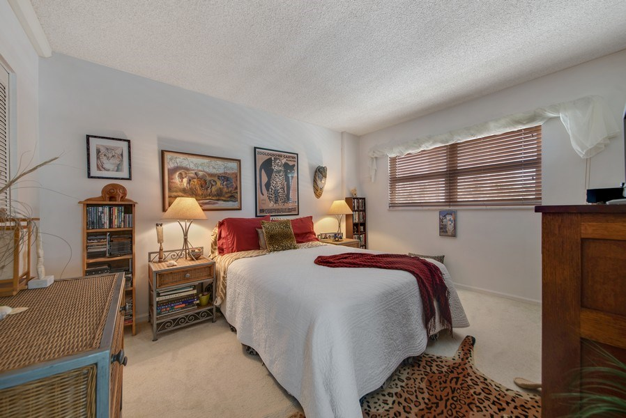 Real Estate Photography - 3224 S ocean Blvd, Apt 216B, Highland Beach, FL, 33487 - Bedroom