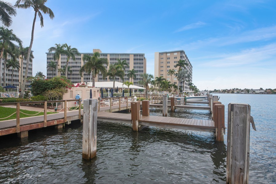 Real Estate Photography - 3224 S ocean Blvd, Apt 216B, Highland Beach, FL, 33487 -
