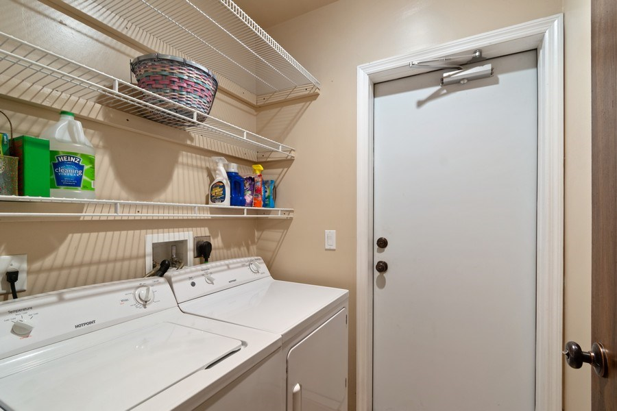 Real Estate Photography - 1324 NE 16 Terrace, Fort Lauderdale, FL, 33304 - Laundry Room
