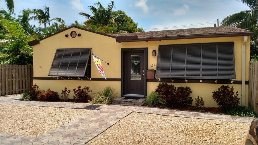 Real Estate Photography - 1324 NE 16 Terrace, Fort Lauderdale, FL, 33304 -
