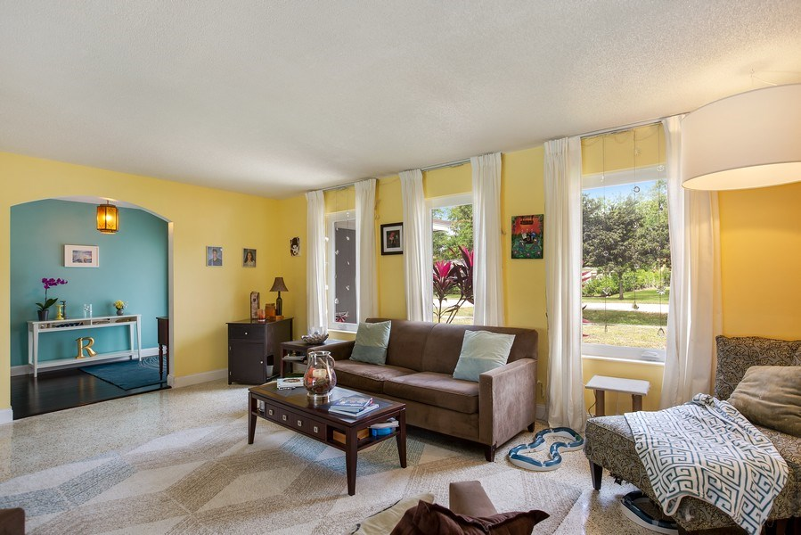 Real Estate Photography - 7900 SW 144 Street, Palmetto Bay, FL, 33158 - Living Room