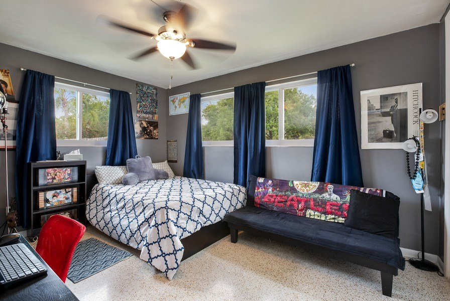 Real Estate Photography - 7900 SW 144 Street, Palmetto Bay, FL, 33158 - 3rd Bedroom
