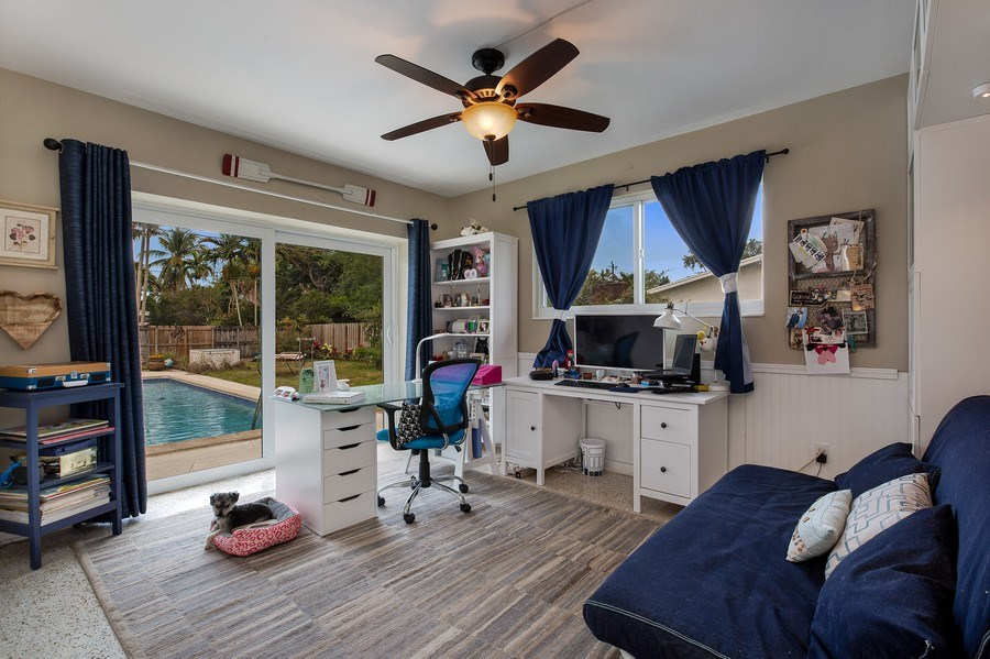Real Estate Photography - 7900 SW 144 Street, Palmetto Bay, FL, 33158 - 4th Bedroom