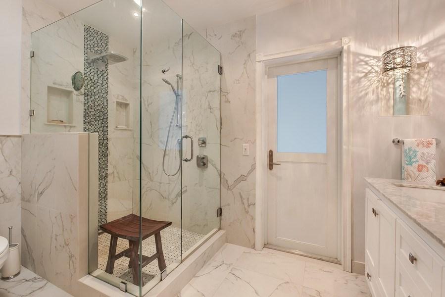 Real Estate Photography - 7900 SW 144 Street, Palmetto Bay, FL, 33158 - Master Bathroom