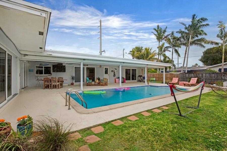Real Estate Photography - 7900 SW 144 Street, Palmetto Bay, FL, 33158 - Pool