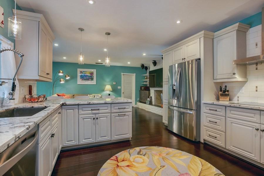 Real Estate Photography - 7900 SW 144 Street, Palmetto Bay, FL, 33158 - Kitchen