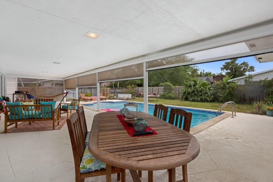 Real Estate Photography - 7900 SW 144 Street, Palmetto Bay, FL, 33158 - Patio