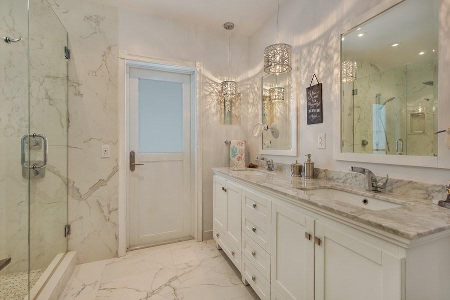 Real Estate Photography - 7900 SW 144 Street, Palmetto Bay, FL, 33158 - 2nd Bathroom